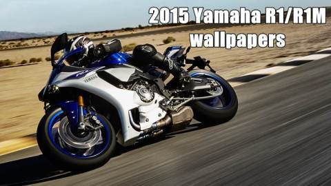 2015 Yamaha R1 HD wallpaper
