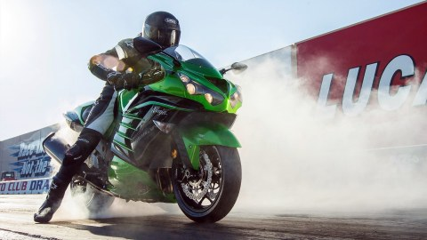 2015 Kawasaki Ninja ZX-14R HD wallpaper