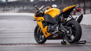 EBR 1190RS yellow