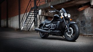 Triumph Rocket X limited edition HD wallpaper