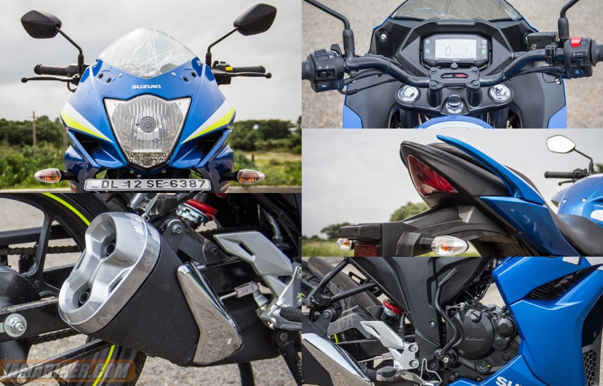 Suzuki Gixxer SF review key features and VFM