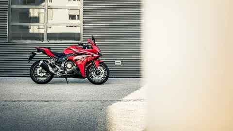 2016 Honda CBR500R wallpaper