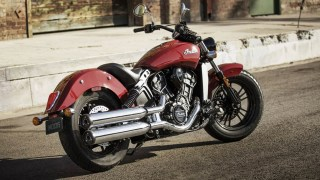 2016 Indian Scout Sixty India