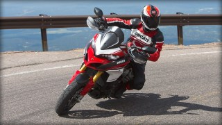 Ducati Multistrada 1200 Pikes Peak India