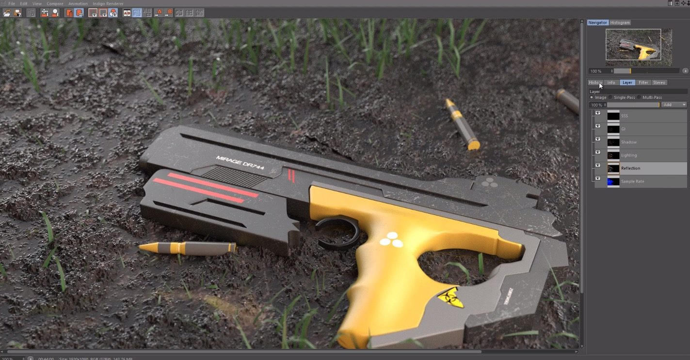 Monster Resume Search Buy Online Job Posting Making A Scifi Gun In Cinema 4d And Vray