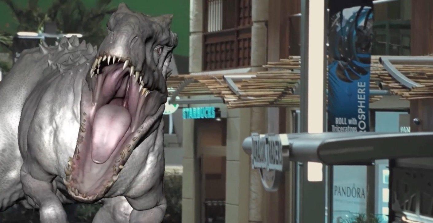 Rsum Builder Myfuture Jurassic World Making Of Indominus Rex