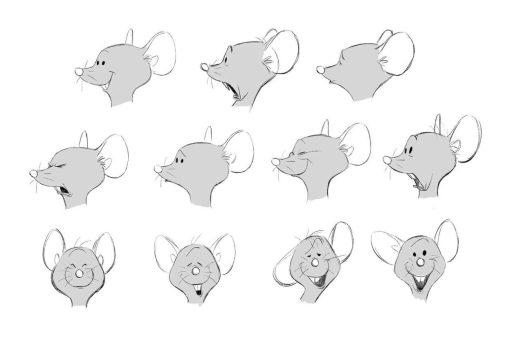 Zootopia Character Design Artist : The art of zootopia original character design daily