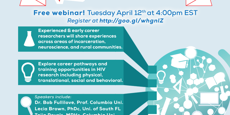 Free HIV Webinar: Nothing About Us, Without Us.
