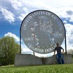 World's largest quarter
