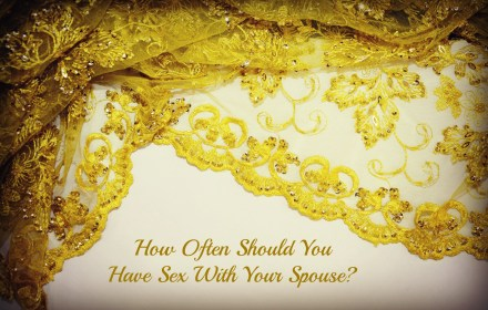 How Often Should You Have Sex With Your Spouse