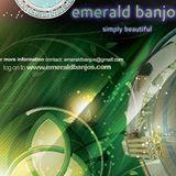 Emerald banjos
