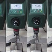 Produkttest Bosch Tischbohrmaschine PBD 40