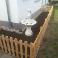 Gartenzaun - einfach selber bauen