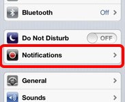 Notifications