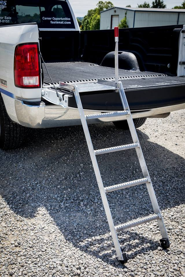 Gator Tailgate Ladder Innovative Access Solutions