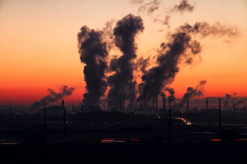 Air Pollution Essay in English for Kids  Students