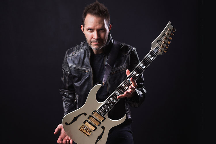 Paul Gilbert and Ibanez 30th Anniversary NEWS Ibanez guitars
