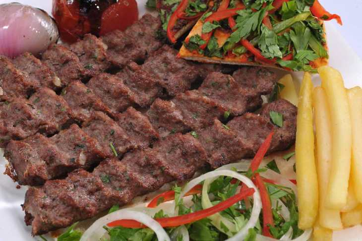 Meat Kabab