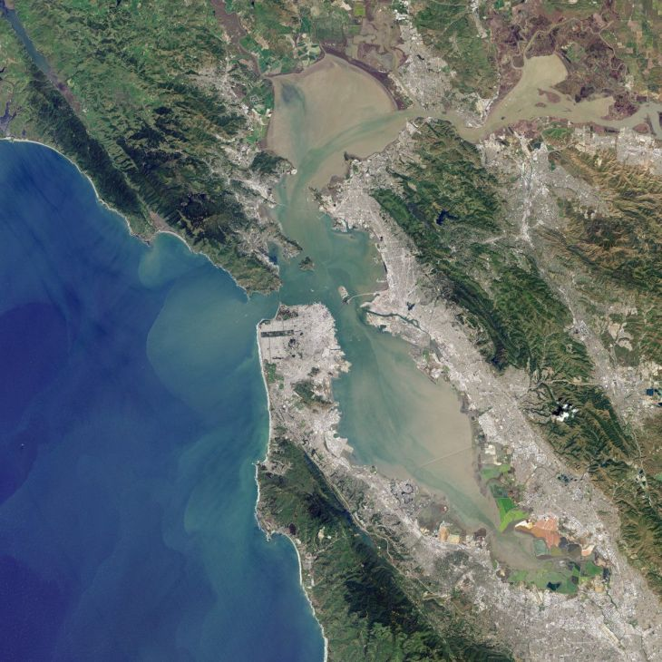 the-upper-central-pocket-of-water-is-the-san-pablo-bay-that-connects-to-the-san-francisco-bay-to-the-south-which-then-feeds-into-the-pacific-ocean-you-can-clearly-see-how-murky-muddy-coastal-waters-make-the