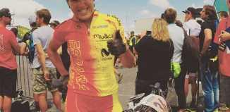 Clàudia Galicia, la mejor biker española en el Campeonato del Mundo de XCM 2016