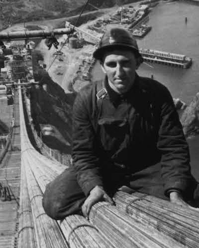 Making an Icon The Stories of the Men Who Built the Golden Gate Bridge