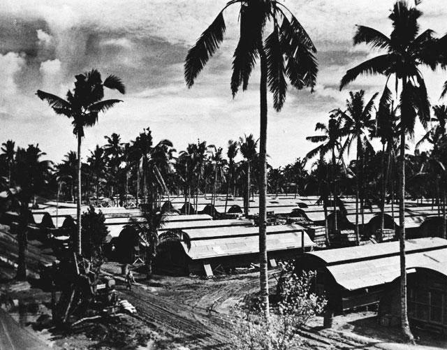 Hyperwar Building The Navy39s Bases In World War Ii
