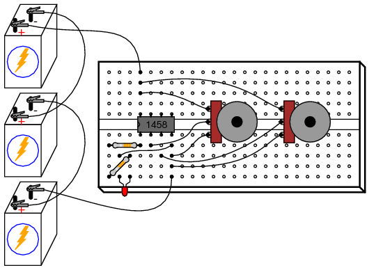 op amp comparator circuits