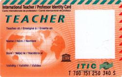 Carné profesor