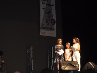 Irene, Marina y María