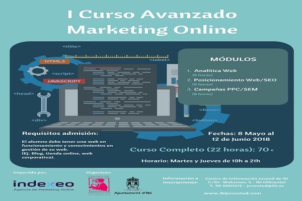 I Curso Avanzado Mkt Online blog