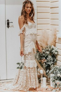 The most romantic boho wedding dresses every bride will want