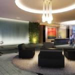 Rain Condos - Main lobby rendering