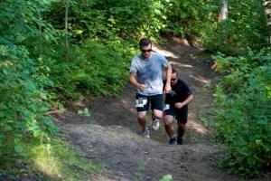 Burlington Trail Cross - oakville running trail run 2