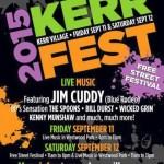 Kerr Fest – Kerr Village Street Festival & Car Show