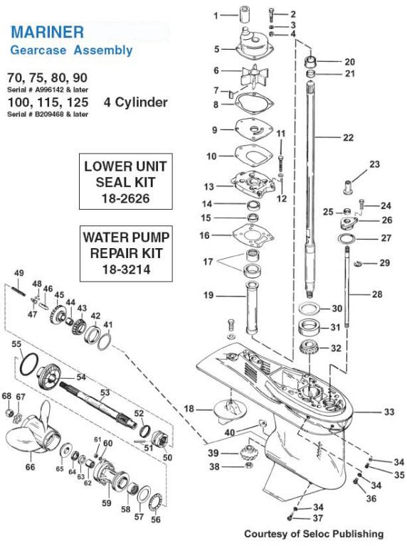 mercury 50 hp 4 stroke fuel filter
