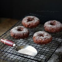 Apple Cider Donuts - Low Carb and Gluten Free Recipe