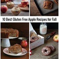 10 Best Gluten Free Apple Recipes for Fall