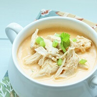 Low Carb Buffalo Chicken Soup Recipe