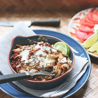 Low Carb Mexican Chori Pollo Recipe - Gluten Free