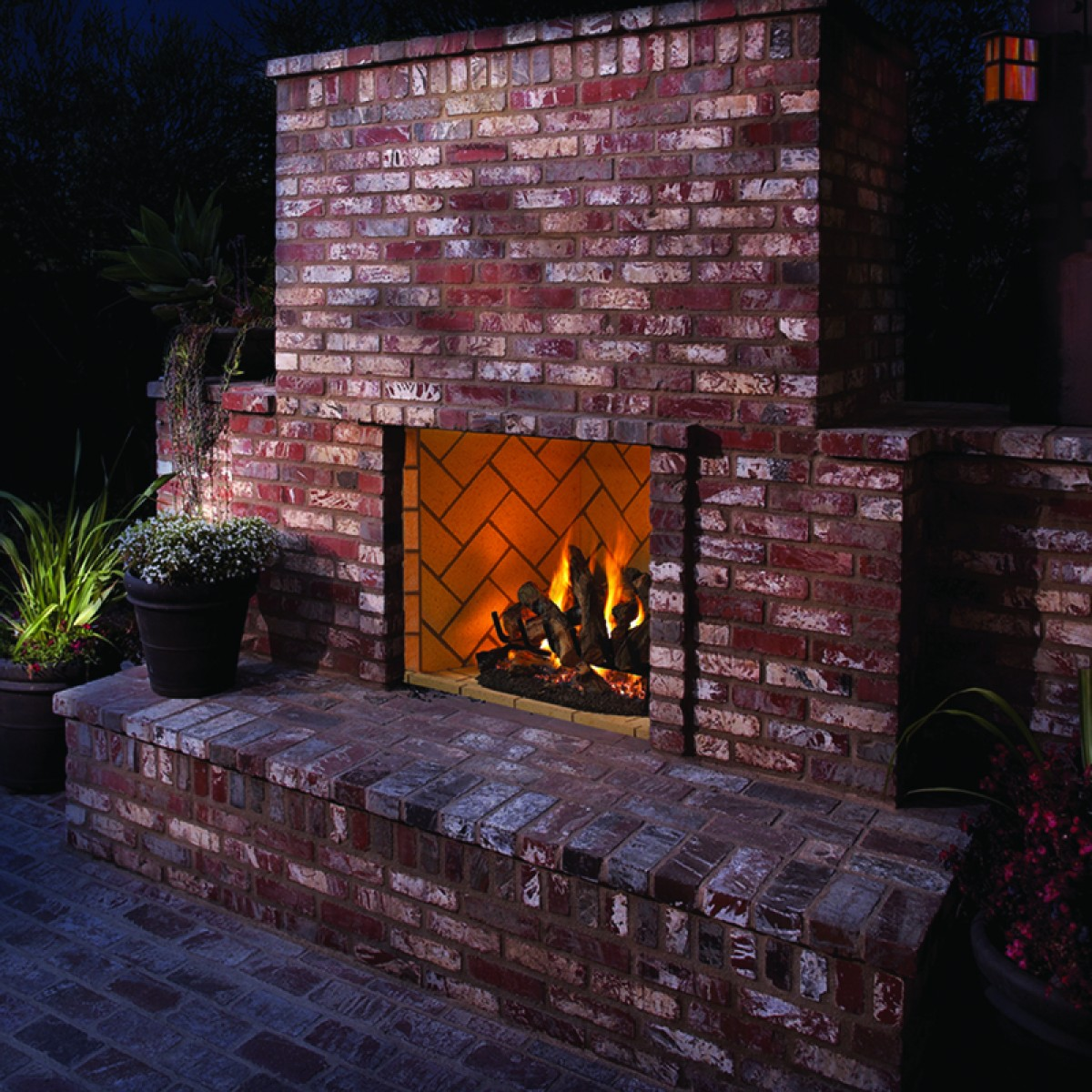 Ihp Superior Vre6050is 50quot Masonry Ventfree Fireplace
