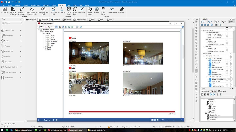 Ibwave Design Cellular Wi Fi Networks Design Software