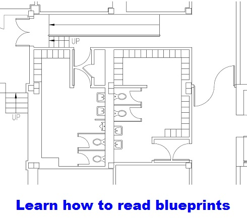 How to Read Blueprints - reading blueprints