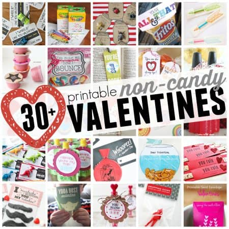 30+ Non Candy Valentine Ideas - I Can Teach My Child!
