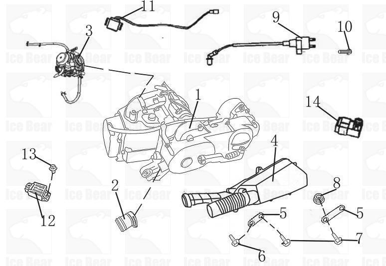 50cc cy50 a wiring diagram