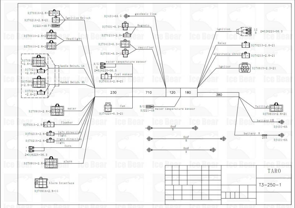 Ice Bear Atv Wiring Diagram Wiring Diagram
