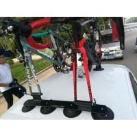PALFA Vacuum Roof Rack Suction Cup Roof-Top Bike Racks