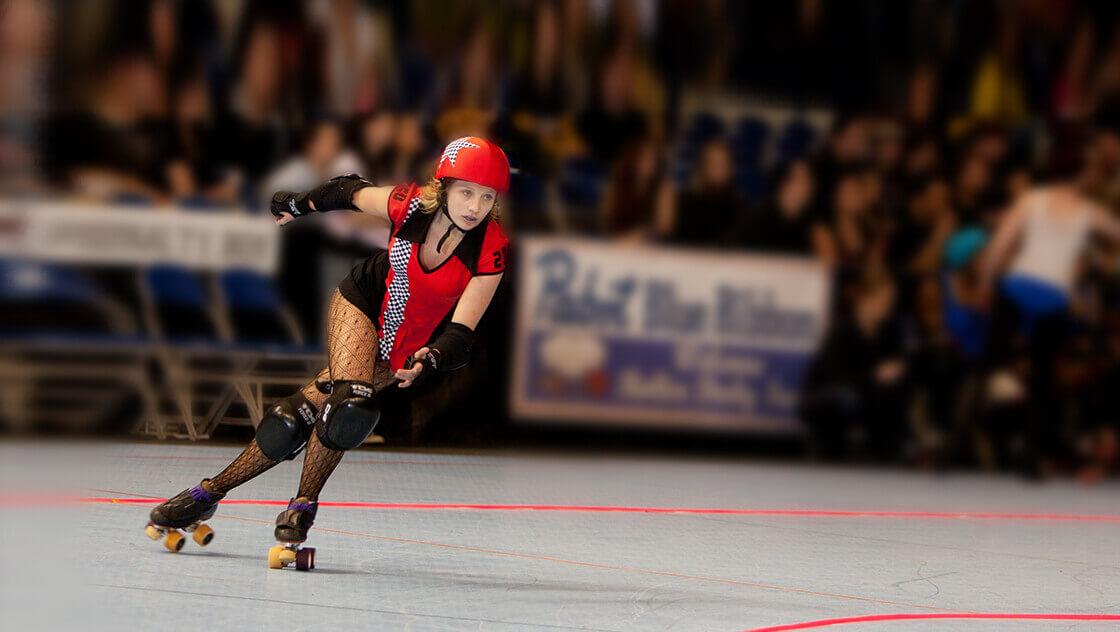 Icecourt Skate Roller Rink Floors Roller Derby Flooring