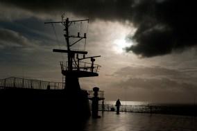 Heading towards the open sea (SB)