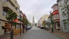 Hallgrímskirkja is Reykjavík's most attention-catching building (OV)