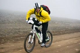 Uphill sprint (SB)